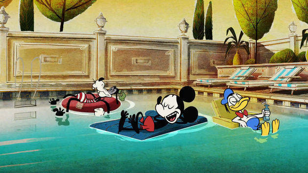 Mickey Short: Stayin' Cool