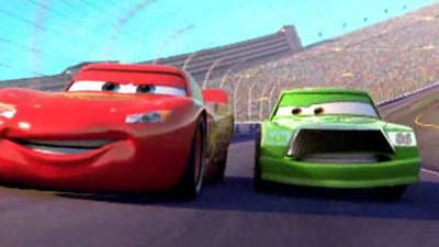 Lightning mcqueen focuses disney video aloadofball Images
