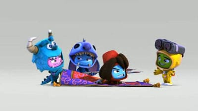 Disney Universe: Aladdin