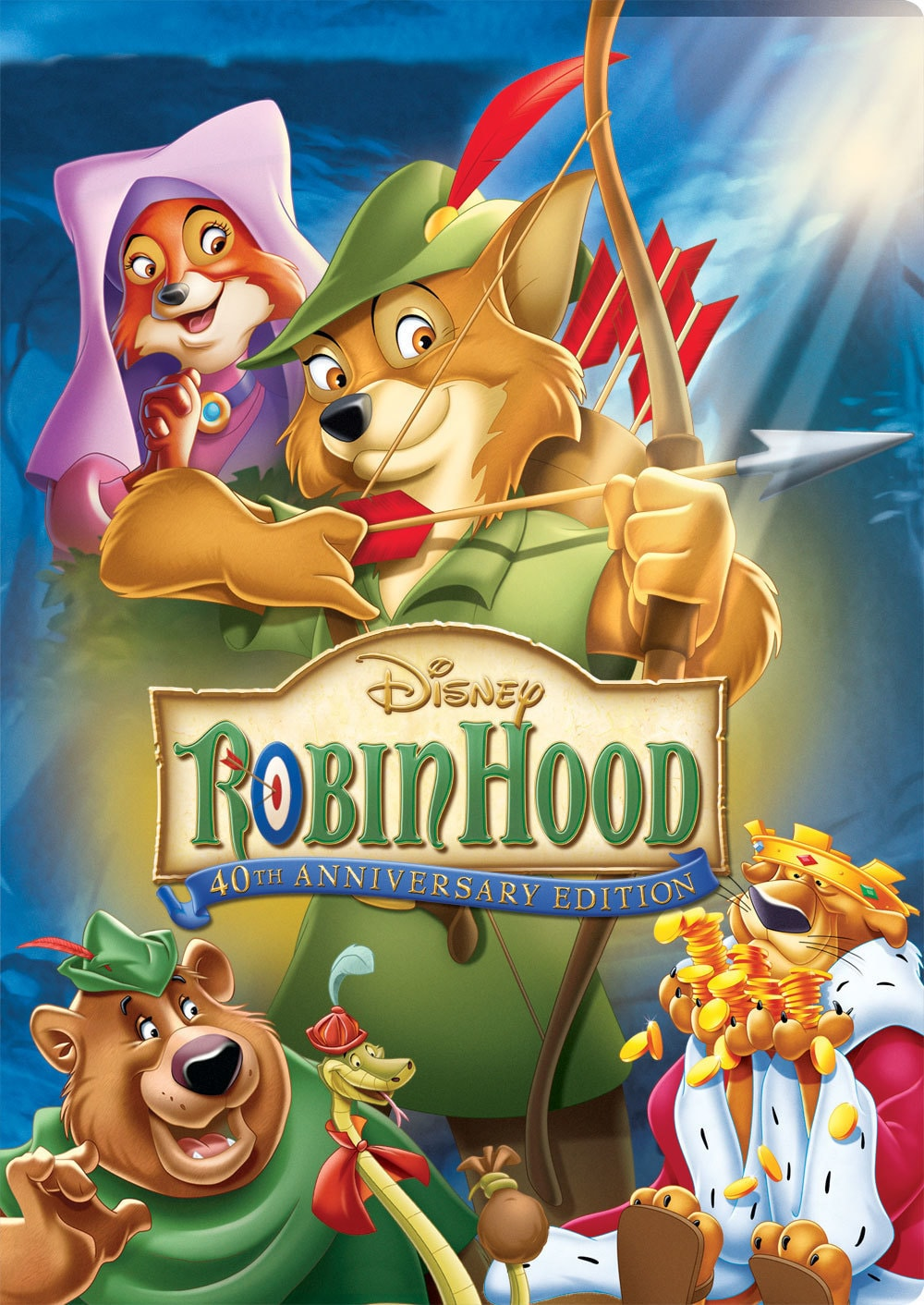 Image result for robin hood disney