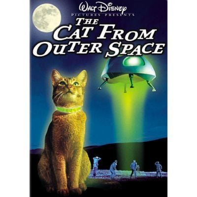 The cat from outer space disney movies for Outer space movies