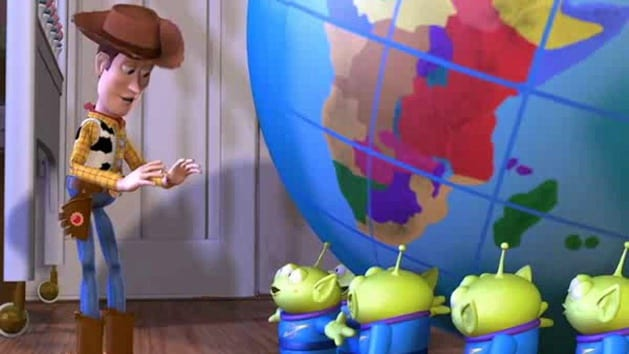 Toy Story 3 Day Care Dash : Hamm characters toy story