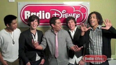 Allstar Weekend Big Time Interview