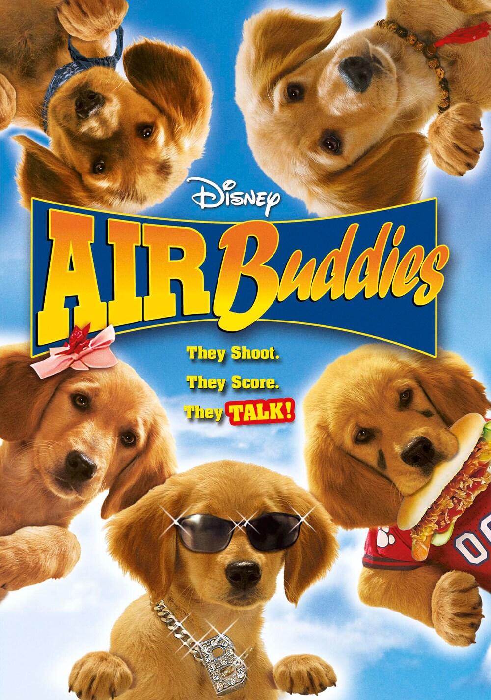 Movies: air buddies (2006) hindi dubbed 200 mb.