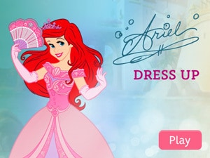 Dress Up Games Disney Lol