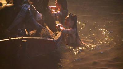 On Stranger Tides: Different Mermaids