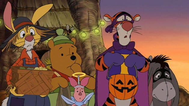 poohs heffalump halloween movie trailer - Story Of Halloween Movie