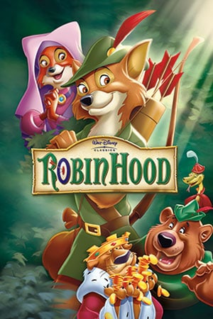 Robin Hood Disney Movies