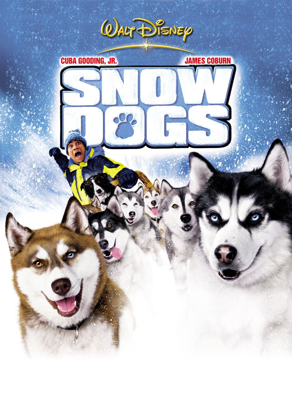 Disney Movie About Sled Dogs