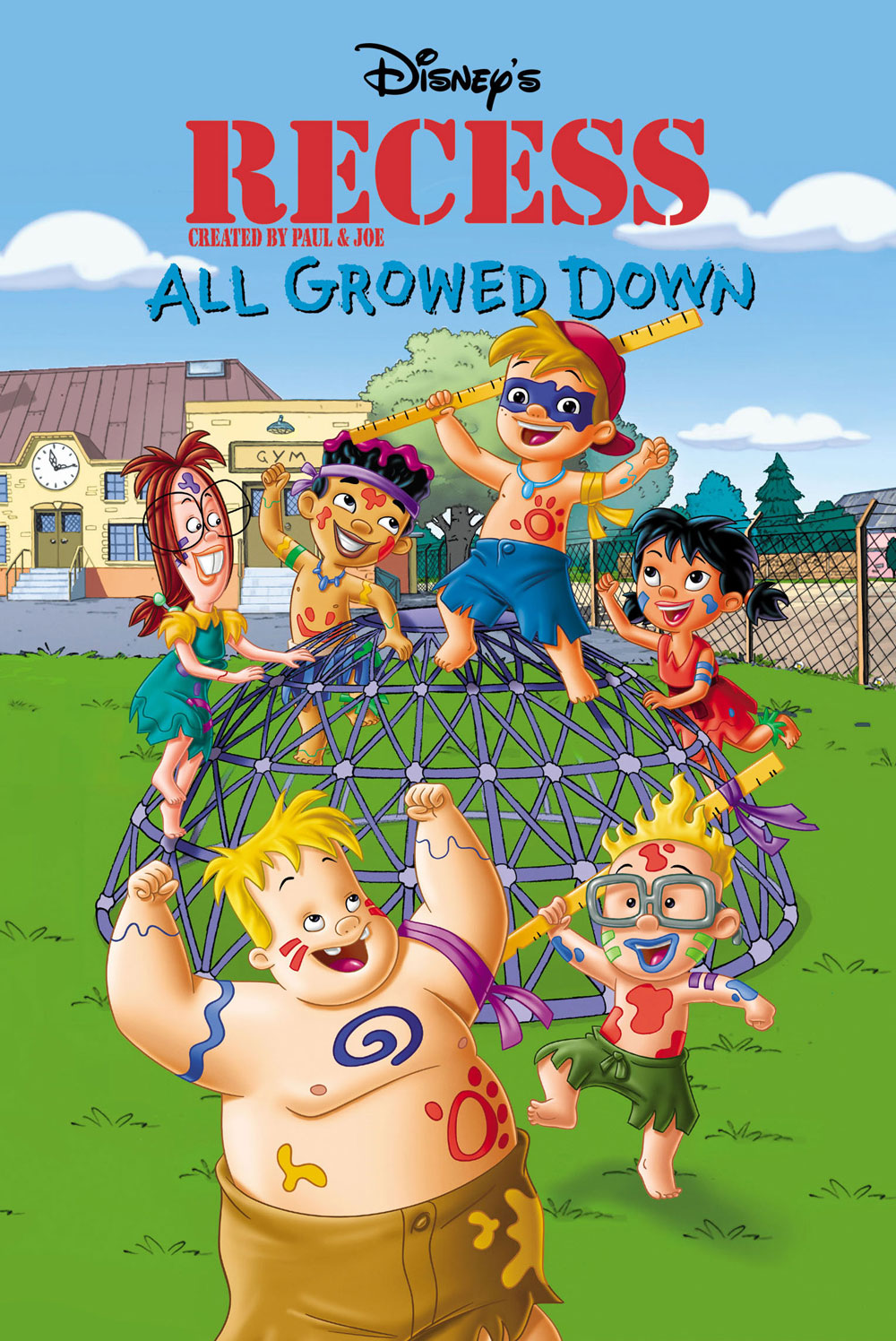 Recess: All Growed Down movie poster