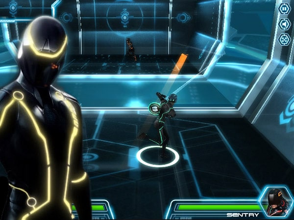 Tron Uprising: Escape from Argon City - Play on Buxle!