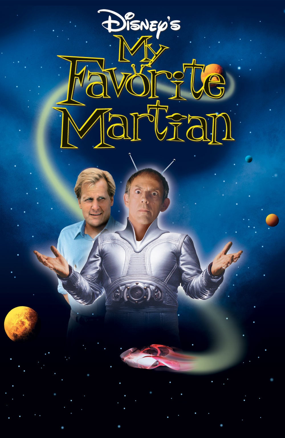 Image result for my favorite martian 1999