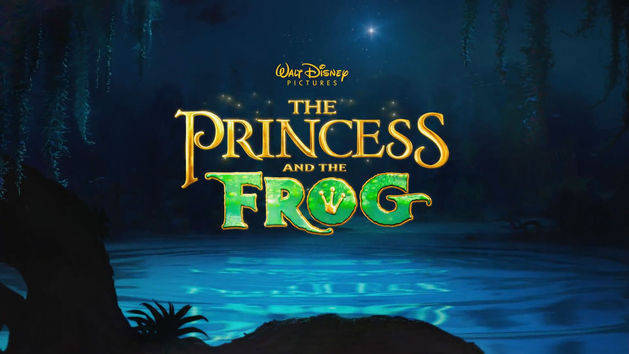 The Princess and the Frog ตัวอย่าง 2