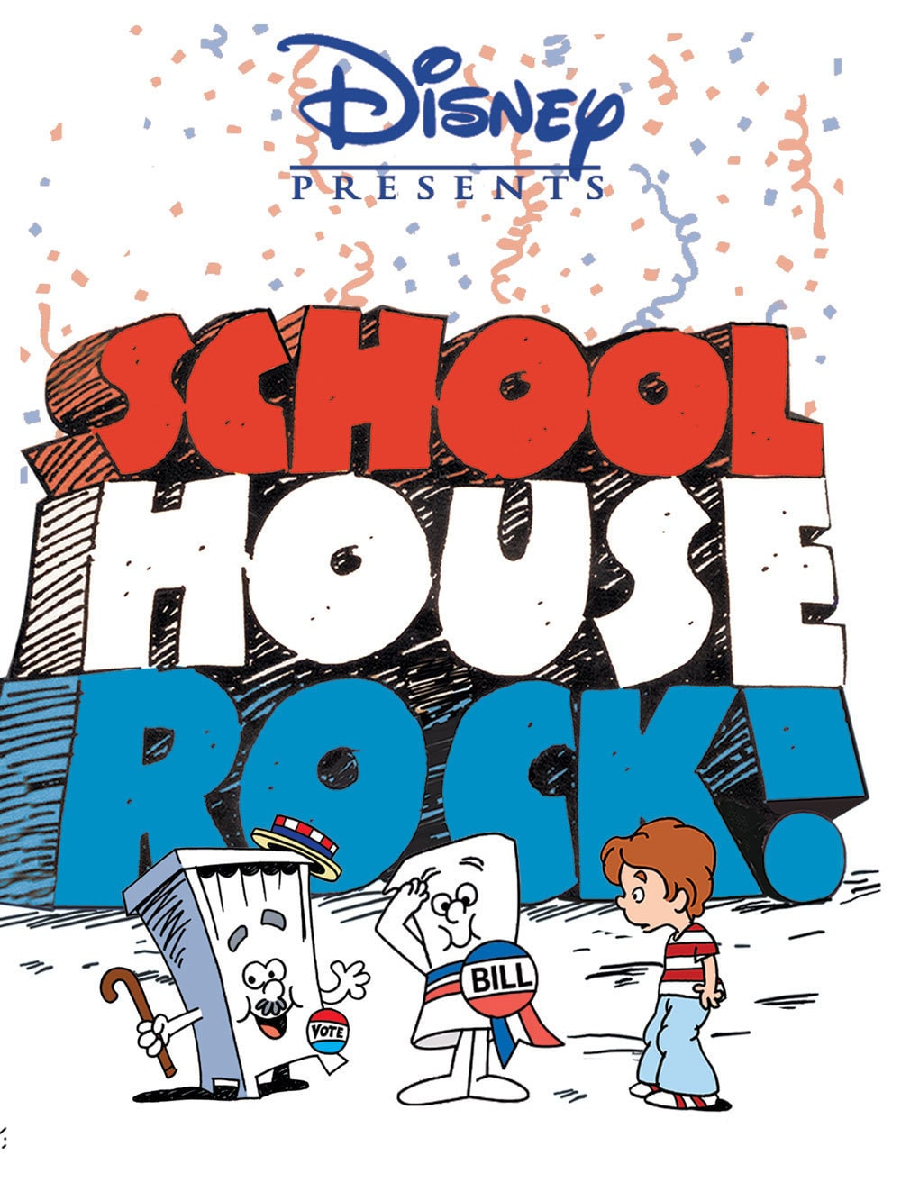 Schoolhouse Rock! Products