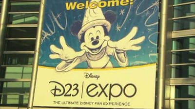 D23 Expo: Getting Ready with Bob Iger