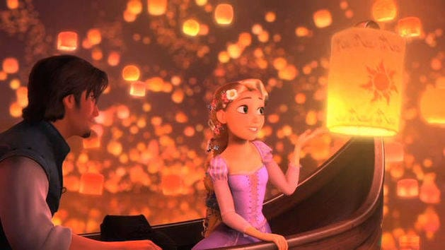 Disney's The Glow (Sarah Geronimo from Philippines)