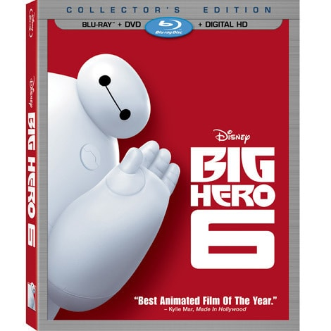 Blu-ray™ + DVD + Digital HD