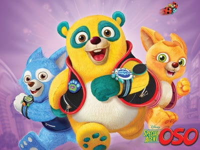 Special Agent Oso Products