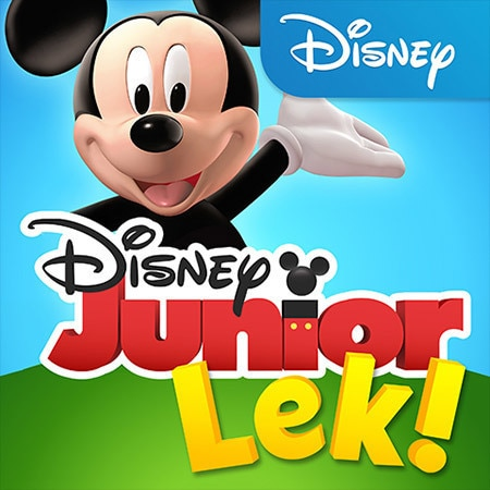 Disney Junior Lek!