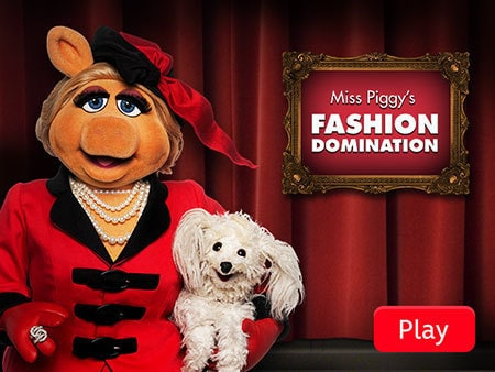 Miss Piggy's Fashion Domination