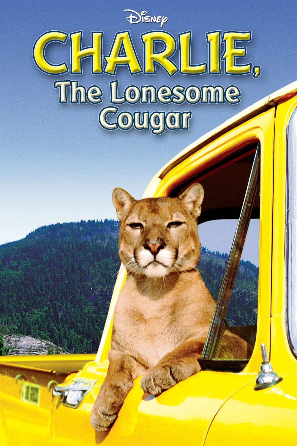 Charlie, the Lonesome Cougar