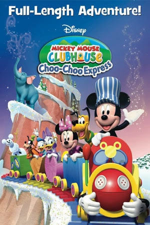 Mickey Mouse Clubhouse: Choo-Choo Express poster