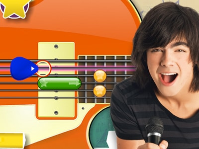 Camp Rock - Guitarreando
