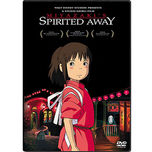 Is spirited away on hulu
