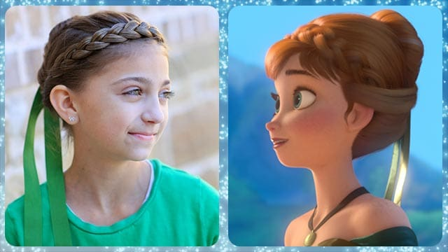 Anna Disney Frozen