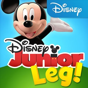 Disney Junior Leg!