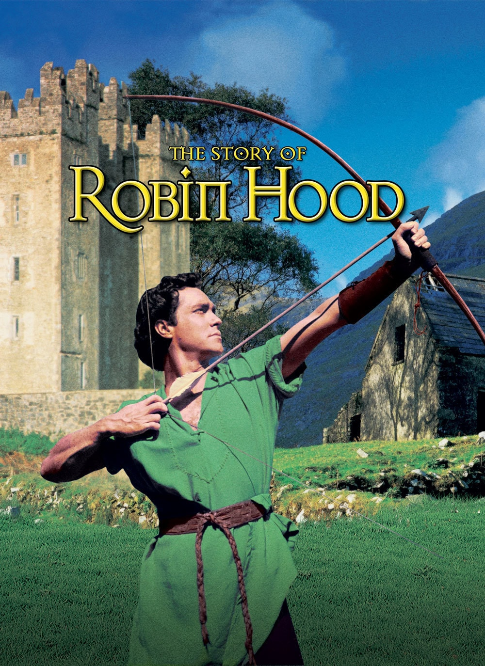 The Story Of Robin Hood And His Merrie Men Disney Movies