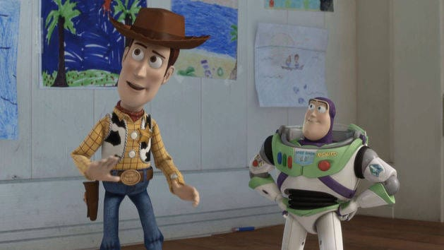 Vacaciones en Hawaii - Toy Story Toons