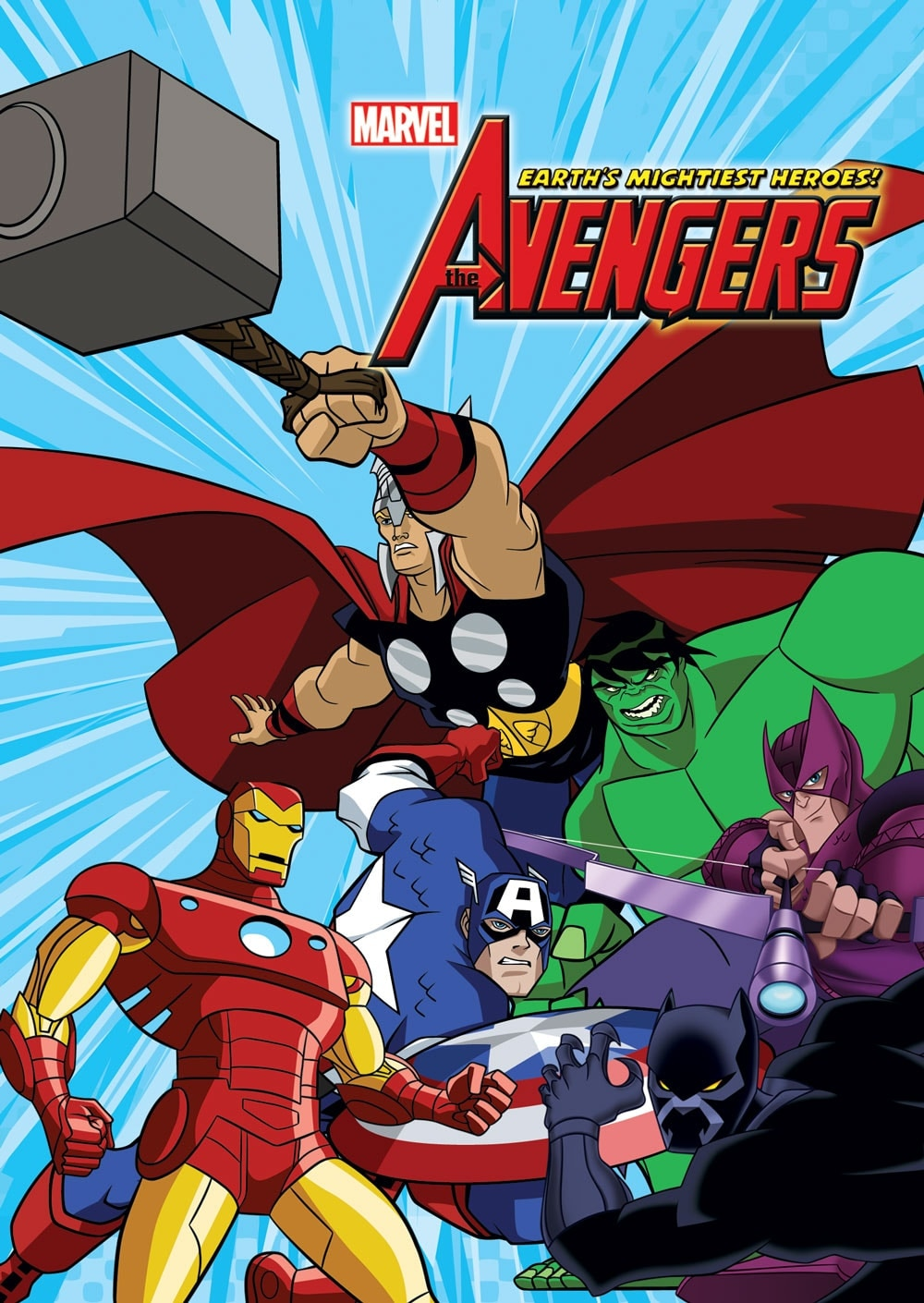 Marvel | The Avengers: Earth's Mightiest Heroes poster