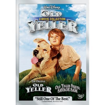 Old Yeller/Savage Sam 2-Movie Collection DVD