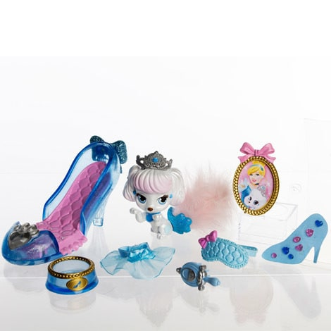 Disney Palace Pets Cinderella's Puppy Pumpkin Beauty & Bliss Playset