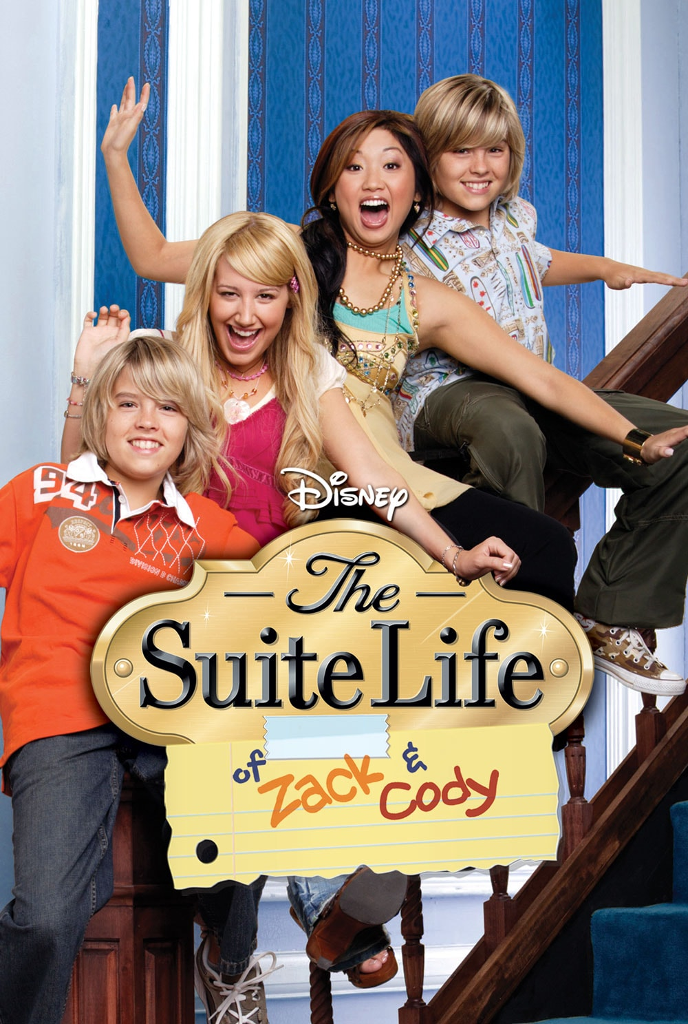 The Suite Life of Zack and Cody Products