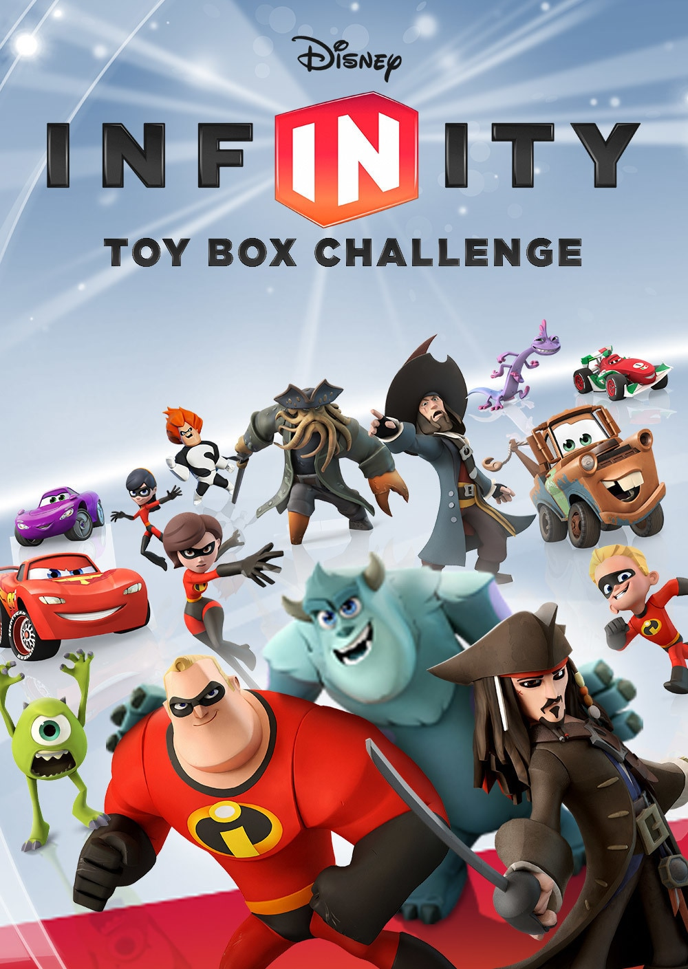 Disney Infinity: Toy Box Challenge