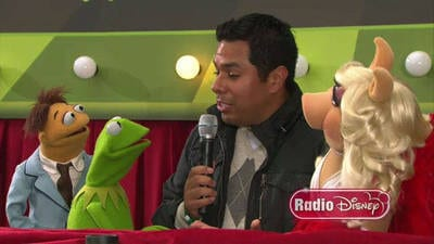 Muppets Green Carpet Premiere - Radio Disney