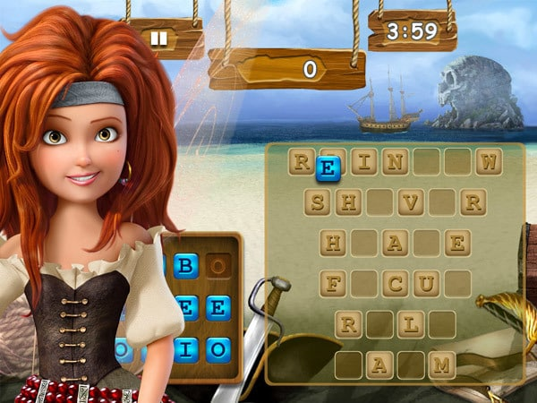 Pirate Fairy Code
