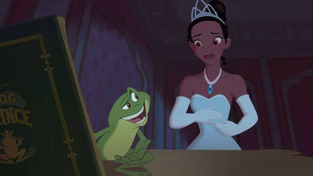 Princess and the Frog - Official Trailer