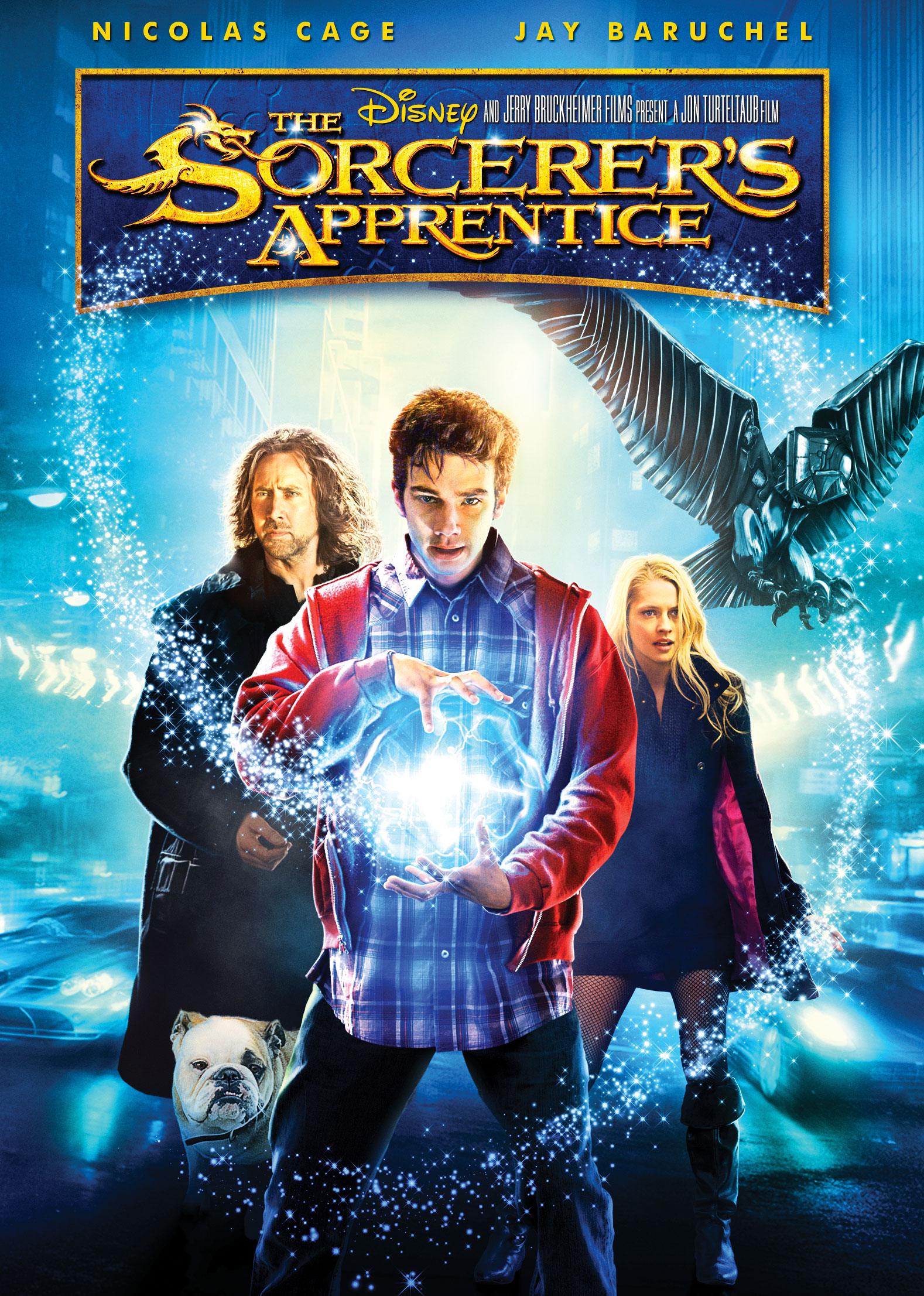 The Wizards Apprentice