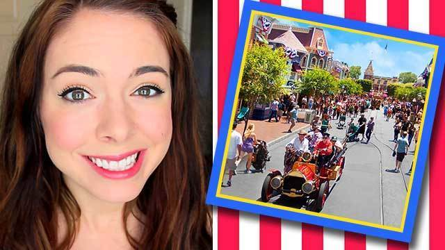 Main Street USA Inspired Outfit - A Disney Exclusive by Nikki Phillippi