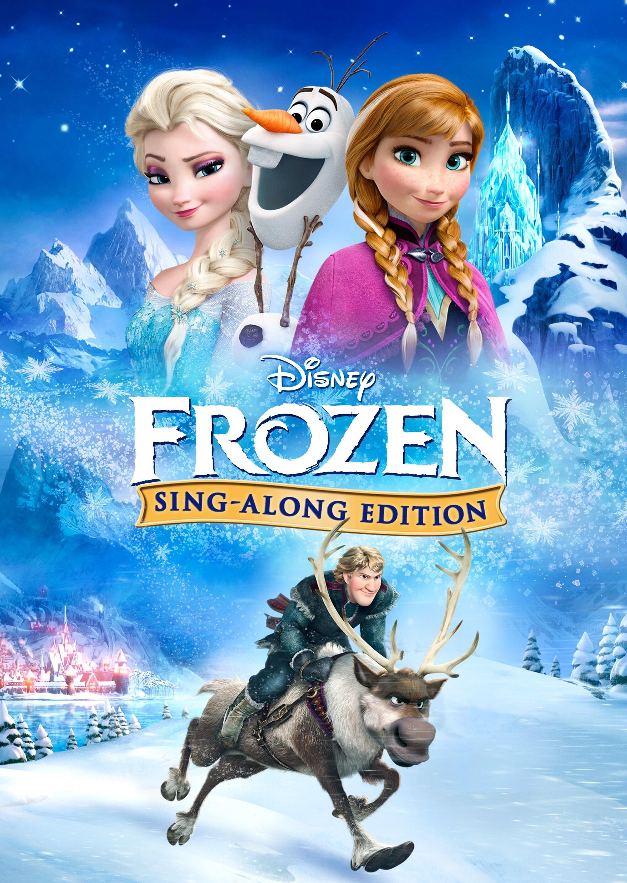 ผจญภัยคำสาปราชินีหิมะ (เวอร์ชันร้องเพลงไปกับหนัง)