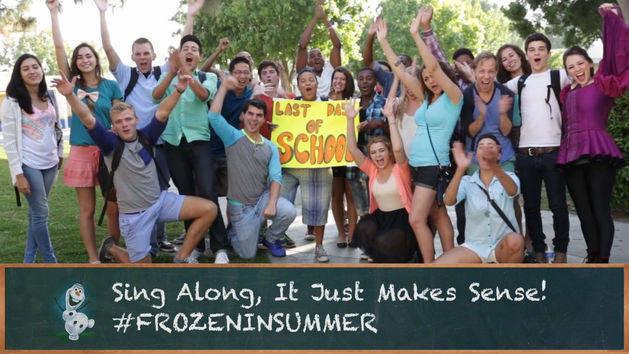 Frozen's 'In Summer' Anthem - Behind the Scenes