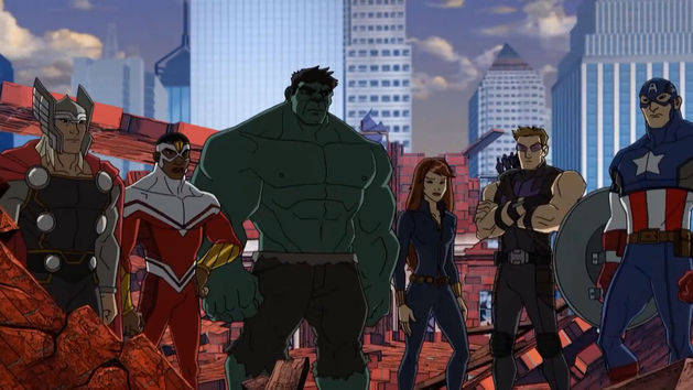 Avengers Assemble: The Invincible and the Mightiest