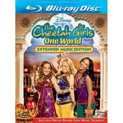 The Cheetah Girls One World: Extended Music Edition - English/Spanish Blu-ray™ Hi-Def