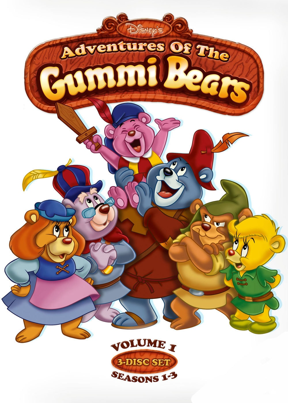 Adventures of the Gummi Bears Products