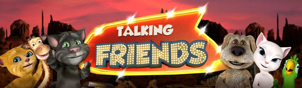 Talking Friends