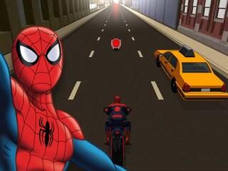 jeu spider moto ultime
