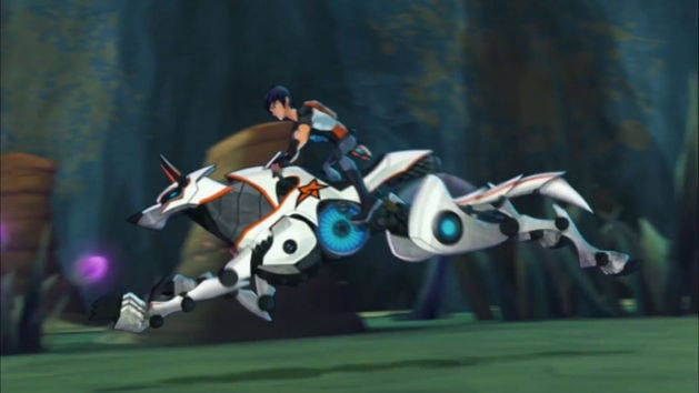 Slugisodes: Getting Around in Slugterra